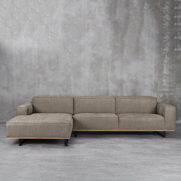 Ecksofa Pinorja 4er Couch Mit Recamiere Links Carla Marge