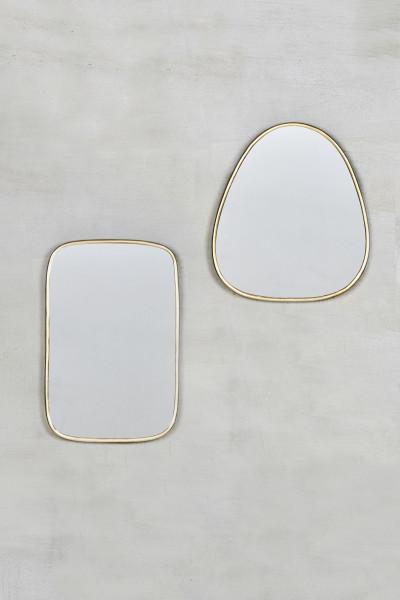 Spiegel Keilika (2er Set)