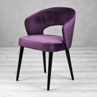 Bacerta Velvet Purple Fig